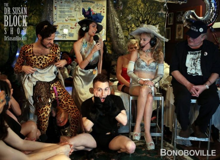 Leopard & Bonobo 1