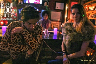 Madame & Cheetah